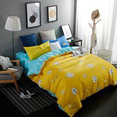 New design,3/4 pcs bedding sets bed sheet bedspread duvet cover/flat sheet/ pillowcases,Twin/Full/Queen/King/Super King 5 Size
