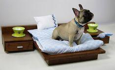 20 idees de cadeaux originaux pour chien lit   20 idées de cadeaux originaux pour chien   terrasse piscine photo parapluie niche mobilier li...