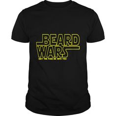 Cool Beard Wars May The Fuzz Be With You Mens Funny Beard Scifi Birthday Fathers Day Parent Tshirt Design - Cool Beard Wars May The Fuzz Be With You Mens Funny Beard Sci-fi Birthday Fathers Day, Parent T-shirt Design.Limited Edition  #biker #bikershirts #