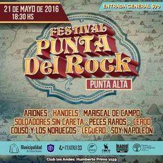 La Música Del Garage: FESTIVAL PUNTA ROCK