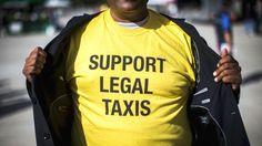 Los taxistas sobre el regreso de Uber a España en 2016: les volveremos a demandar. Noticias de Tecnología. Uber ha decidido reinventarse en España para cumplir la ley. A comienzos de 2016 estrenará UberX, su servicio de coches con chófer. Los taxistas, sin embargo, amenazan con nuevas demandas