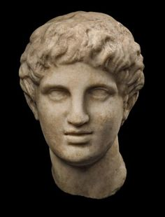 Faces of Ancient Greece