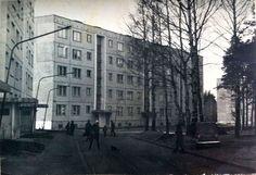 1972 год. Иманта. Улица Слокас, 167 и 169 (добавила: Stella Hermanovska, автор фото: Jānis Štālbergs, источник: www.facebook.com)...