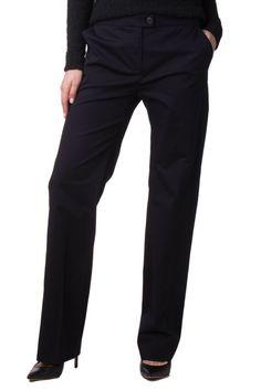 Intelligent New Look Smart Black Trouserssize 32w 31l Black Zip Fly Bnwot Men's Clothing