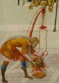 Giovanni di Paolo, Italian early Renaissance painter. C.1403-1483.  [::SemAp::]