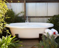 Love this. @Robert @ Hernando House with the old guest bath tub?