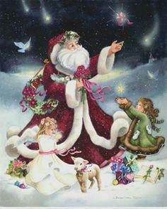 Santa.Taxi.-.01.of.02.-.Stephanie.Stouffer | Santa Claus ...