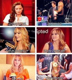Jennifer Lawrence and her love for food! Makes me feel a bit better about myself...