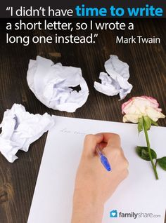 I didn't have time to write a short letter, so I wrote a long one instead. Missionary Girlfriend, Writing A Love Letter, Ways To Show Love, Different Quotes, Writers Write, Quotable Quotes, Author Quotes, Love Others, Writing Quotes
