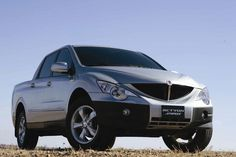 Ssangyong Actyon Sports A 200S 4WD