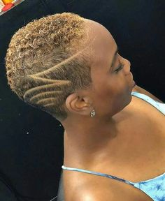 """Women's hair used to be referred to as their """"crowning glory."""" While that term is no longer used, the reality remains that hair plays a vital role in how women look and feel. This is why finding the best hair designs for women to choose from is so. Short Natural Haircuts, Natural Hair Cuts, Best Short Haircuts, Natural Hair Styles, Undercut Natural Hair, Shaved Hair Designs, Long Hair Tips, Glossy Hair, Smooth Hair"""