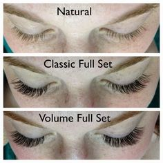 Urban Lash Spa: Confessions of Lash Extension Techs: The Truth about Volume Lash Extensions