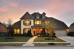 7814 Trinity Hills Ln Humble, Texas 77396 5 Beds / 5 Baths Sq Ft: 6,362 Listing Price: $549,000 EXECUTIVE HOME WITH OVER $80k IN UPGRADES. HAND SCRAPED TOP LINE HARD WOOD FLOORS, CURVED WROUGHT IRON STAIRS, GRANITE COUNTERS, TILE FLOORING, FRIEZE CARPET. STUDY, SUN ROOM, GAME ROOM, MEDIA ROOM, LARGE PATIO, ...... ALL WITH EASY COMMUTE TO DOWNTOWN AND AIRPORT! Contact Keller Williams Northeast about this listing today! 281-358-4545 www.KWNortheastHouston.com