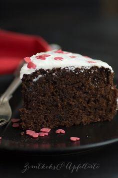 """Backmischung </br> """"Saftiger Schokoladenkuchen"""""""