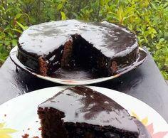 ΣΠΕΣΙΑΛ ΣΟΚΟΛΑΤΟΠΙΤΑ Panna Cotta, Deserts, Pudding, Sweets, Chocolate, Cake, Ethnic Recipes, Trials, Food