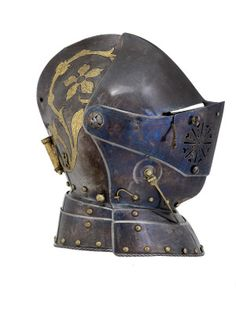Foot combat armour of Christian I, Elector of Saxony. German, Augsburg, 1591.