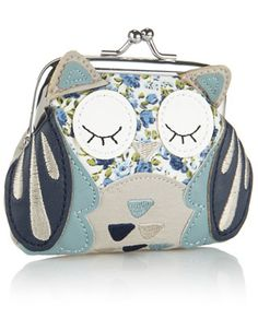 Barry Barnowl Clip Frame Purse