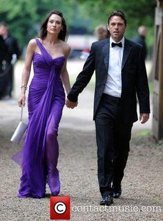 the beautiful Claire Forlani & Dugray Scott