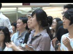 The World's Most Shocking Flashmob