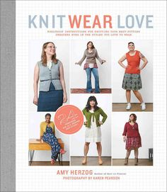 A much-anticipated follow-up to Knit to Flatter with an emphasis on teaching real women how to create knitted garments to suit their style and shape, from knitting superstar Amy Herzog. #HappyReading