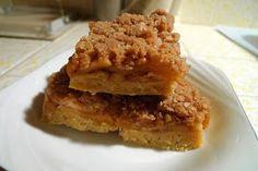 SWEET AS SUGAR COOKIES: Apple Pie Bars