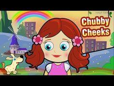 #ChubbyCheeks, Dimple Chin! :-) Our cute little friend is a complete teacher's pet! #Kids #NurseryRhymes