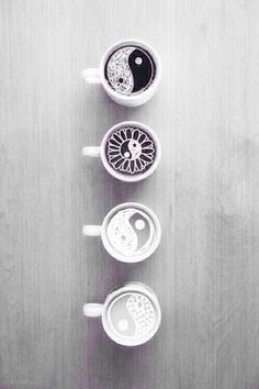 Yin and Yang are my cup of tea.