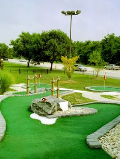 Miniature Golf Course Design Companies Html on