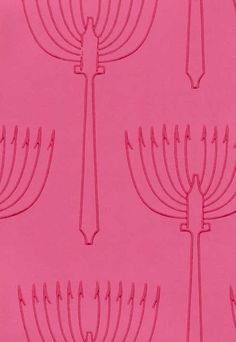 Bertel Gardberg: Atrain Pink Tiles, Wallpaper, Birches, Pattern, Fabric, Seas, Inspiration, Finland, Color