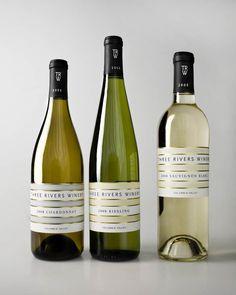 UXUS wine bottle packaging designs by UXUS , via Behance  wine / vinho / vino mxm