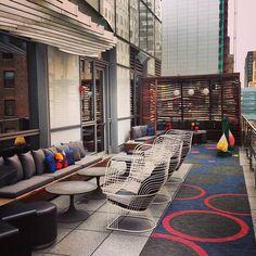 The Living Room Bar U0026 Terrace   W Downtown Part 41