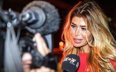 Rondkomen van €4000 per maand: Estelle Cruijff zou er nogal wat moeite mee hebben...