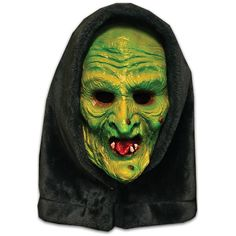 We are proud to present the Official Halloween III: Season of the Witch Witch mask! This mask is an identical replica of the mask created by Conal Cochran to kill innocent children on Halloween night.