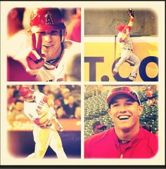 My man!!!!(; Mike Trout