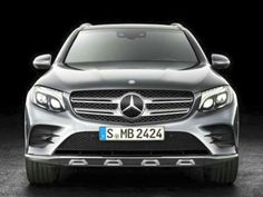 Suv Mercedes. Bellissima.