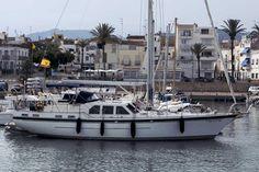 En venta Nauticat 521 sloop (1988) preparado para cualquier tipo de navegación. Precio 240.000€  Mas información info@s-yachts.es