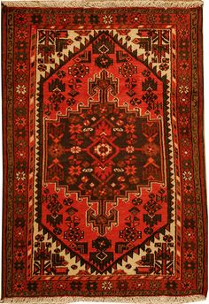 Love Persian Rugs on hardwood floors. I have this one in my kitchen.