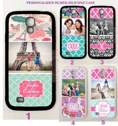 FAMILY PHOTO LOVE PERSONALIZED CUSTOM CASE For Samsung Galaxy S8 S7 S6 NOTE 8 5 #UnbrandedGeneric