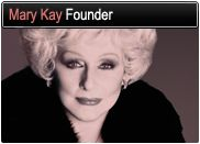 I use Mary Kay make-up; www.marykay.com