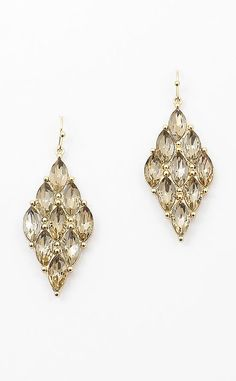 Crystal Evelyn Earrings