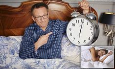 Beat insomnia in just four weeks! | Daily Mail Online