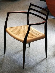 Niels Moller chair | two columbia road