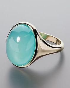 Ring mit Smithonit von Sogni d'oro #schmuck #jewellery #sognidoro #sogni #d´oro #ring