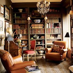 Small library room ideas home library furniture finding the perfect cozy bookshelves throughout design small decorating . Cozy Library, Library Room, Dream Library, Beautiful Library, Future Library, Library Design, Mini Library, Vintage Library, Home Libraries