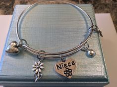 A personal favorite from my Etsy shop https://www.etsy.com/listing/264150043/handcrafted-favorite-niece-charmed