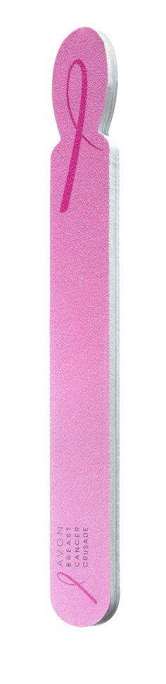 Pila Roz pentru unghii