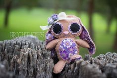 Lop Eared Bunny Plush by Brighteyesshop on Etsy Lop Eared Bunny, Bunny Plush, Bright Eyes, Trending Outfits, Unique Jewelry, Handmade Gifts, Animals, Etsy, Vintage
