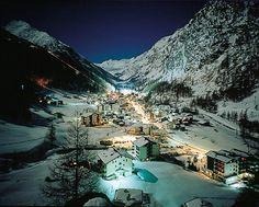 Saas-Fee, Switzerland