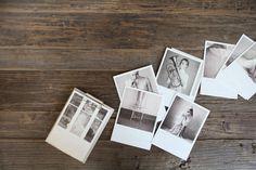 wood calendar - Elizabeth Messina | A lovely workshop