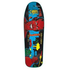 Santa Cruz Old School Corey O'Brien Mutant City Deck